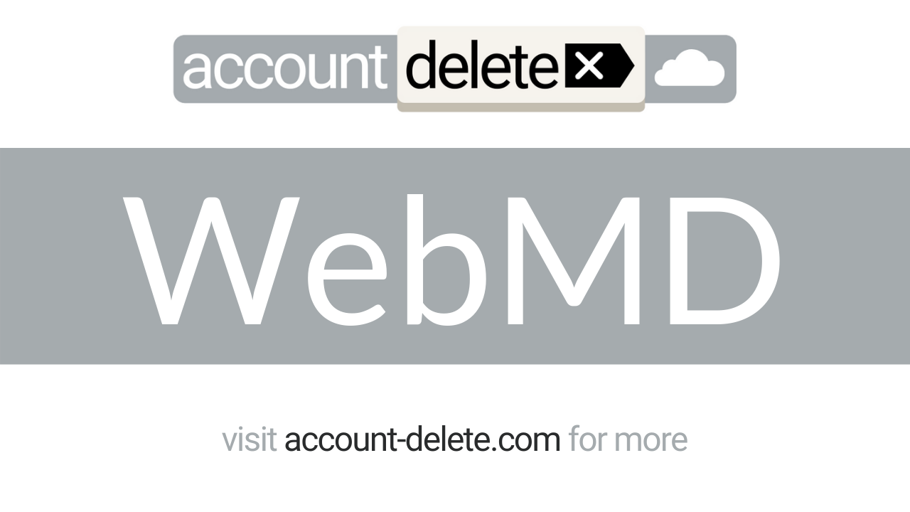 How to Cancel WebMD